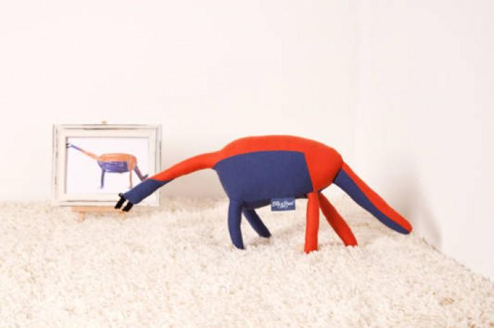 von der kinderzeichnung zum kuscheltier selbst gestalten. Black Bedroom Furniture Sets. Home Design Ideas